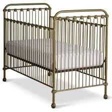 rose gold crib wayfair
