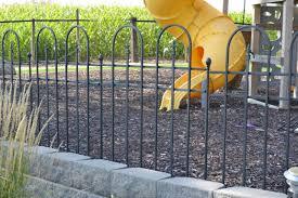 decorative garden fence panels home outdoor decoration