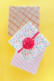Origami Gift Wrapping Diy Gift Wrapping Ideas A Fun Way To Wrap Your Gifts Like An Ice
