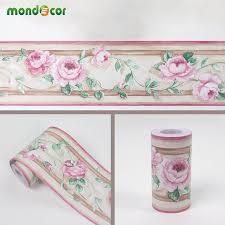 Kitchen Wallpaper Borders Online Get Cheap Paper Wall Borders Aliexpress Com Alibaba Group