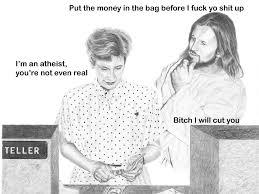 Jesus Is A Jerk Meme - jesus is a jerk