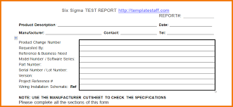 test result report template 8 test report template expense report