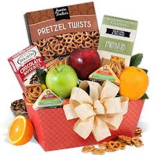fruit treats treats from the orchard fruit gift basket by gourmetgiftbaskets