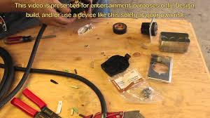 making a 220v extension cord for the shop youtube