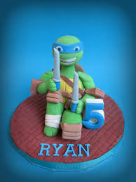tmnt cake topper how to make a mutant turtle cake topper