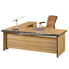 Wooden Office Table Design Cheaper Mfc Modular Office Furniture Executive Wooden Office Desk