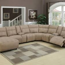 olive green leather sofa small reclining sectional best small sectionals recliner with