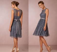 grey junior bridesmaid dresses online silver grey junior