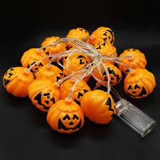 online get cheap orange led halloween lights aliexpress com