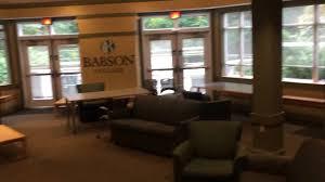 mihai prisacariu babson dorm van winkle first floor youtube