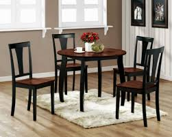 Dining Table Ideas Round Black Dining Table And Chairs Round - Black kitchen tables