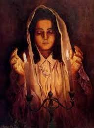 mary u0027s sabbath candle carmen e richards