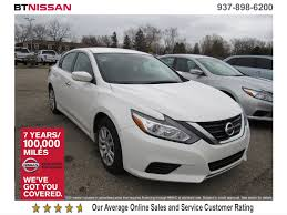 nissan altima for sale dealership certified pre owned 2016 nissan altima 2 5 s 4dr car in vandalia