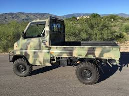 mitsubishi mini truck mitsubishi mini truck u62t may trade for polaris ranger or razor
