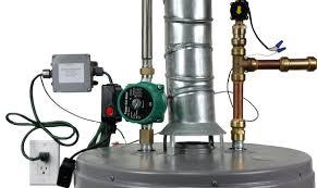 circulating pump for water heater water circulation system water return loop manager