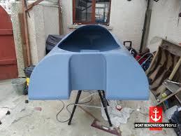 fergal u0027s boat building microplas microboat restoration boat