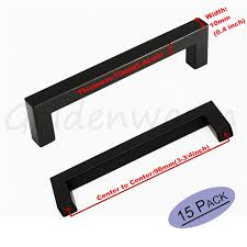 4 inch cabinet handles black kitchen cabinet handles 3 3 4 inch hole centers stainless