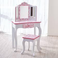 desks vanity table walmart modern makeup vanity with drawers