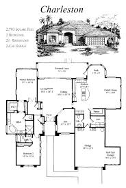 Charleston Floor Plan by Our Homes U2013 Del Webb Spruce Creek Golf U0026 Country Club
