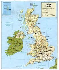map of british u2013 map of world