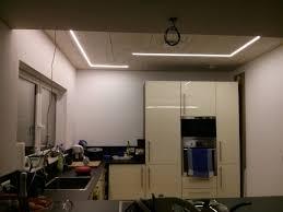 led leiste küche stylische küchenbeleuchtung ein heim für 3
