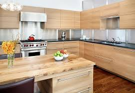 kitchens decorating modern kitchen with solid wood kitchen