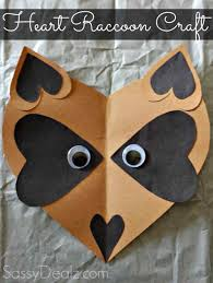 valentines paper crafts kids art craft ideas