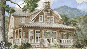 Small House Plans Southern Living Wonderful Design Southern Living Mountain Cottage House Plans 2 On