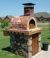 Build Brick Oven Backyard by 334 Best Outdoor Fireplace And Oven Images On Pinterest Outdoor