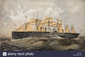 22500 by The Great Eastern Steam Ship 22 500 Tons Date C1859 Oct 28 The
