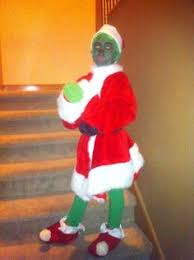 Grinch Halloween Costume Grinch Cindy Lou Costumes Cindy Lou Grinch