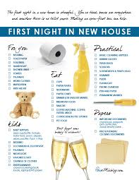 house checklist moving part 5 family s first night in new house checklist house mix