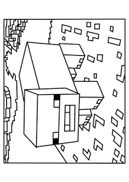 download coloring pages printable minecraft coloring pages