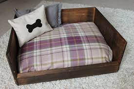 easy and affordable diy dog bed ideas homestylediary com