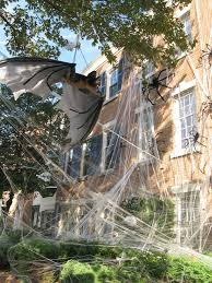 Scary Halloween Decorated Yards by Exterior Halloween Decorations To Upstate Your Home