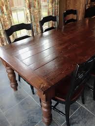 ana white dining room table farmhouse table based on ana white plans osborne wood videos