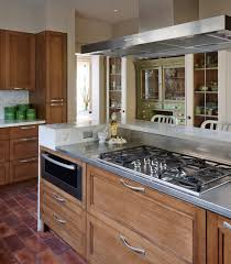 Thermadore Cooktops Thermador Gas Cooktop Kitchen Traditional With Floral Arrangement