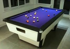 purple felt pool table pool table uk introducing the mercury premier league range