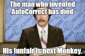 Grammar Guy Meme Generator - ron burgundy meme imgflip
