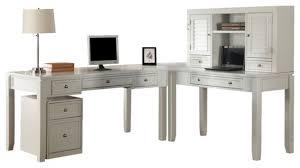 monarch specialties i 7027 3 computer desk white l shaped corner