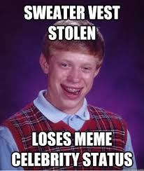 Christmas Sweater Meme - sweater meme 28 images sweater vest young hipster meme generator