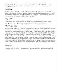 Recruiter Sample Resume Bilingual Recruiter Resume Bilingual Recruiter Resume Bilingual