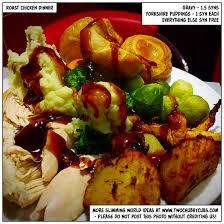 four meals from a chicken roast chicken dinner twochubbycubs