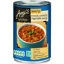 amy u0027s kitchen hearty french country vegetable soup 408g amy u0027s