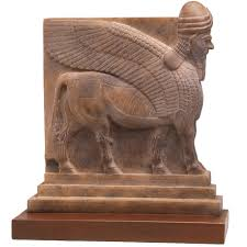 lion book ends assyrian palace guard bookends the met store
