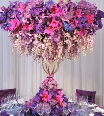 centerpieces for weddings centerpieces for a hot pink wedding prestonbailey