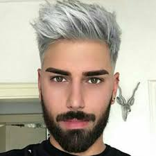 silver hair how to dye your hair platinum without it looking bad the idle