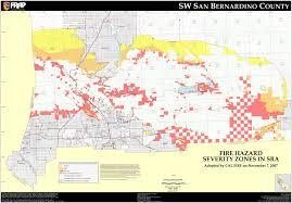 Map Of Riverside Ca San Andreas Fault Earthquake Wakes Bernardino And Riverside At