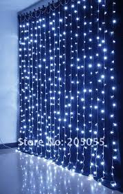 curtain with lights in it decorate the house with beautiful curtains