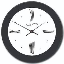 modern wall clocks from 12